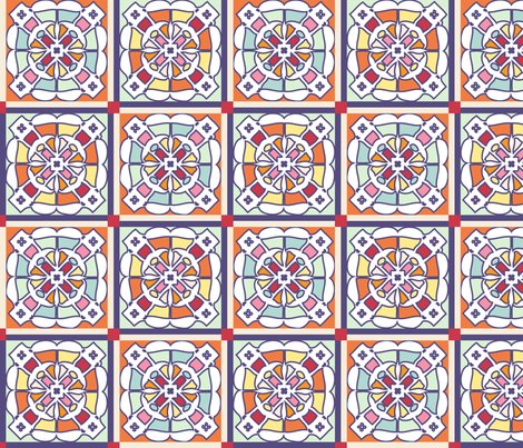 Rrfour-square_treble-sized-heavier-stroke-spoonflower-cheater-quilt-stained-glass-window-live-traced-b_w-constructed-motif-from-16-color-small-naked-spray-of-red-roses-pa072137-as-p4g-rotated22-colorway-2_with_sashing_shop_preview