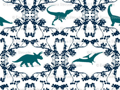 Nasreen's Dino Lace