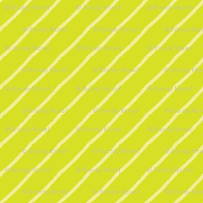 Lime Stripes (Juicy Fruit series)