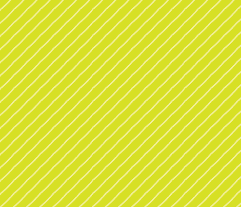 Lime Stripes (Juicy Fruit series) fabric by kittenstitches on Spoonflower - custom fabric