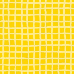 Lemon Grid (Juicy Fruit series)