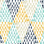 triangles in triangles