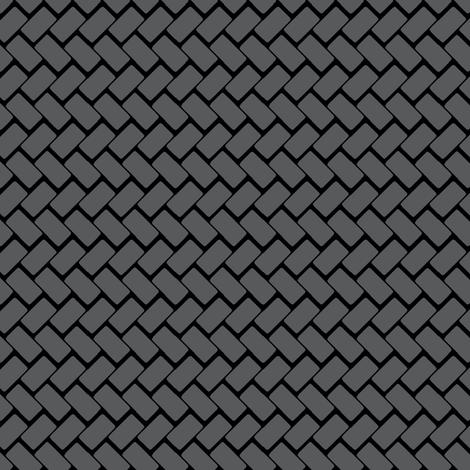 Shepard n7 weave- Dark tone fabric by danielhogh on Spoonflower - custom fabric