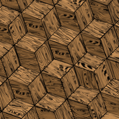 Optical Woodblock