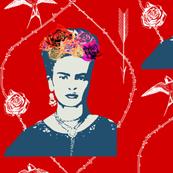 Ode to Frida Kahlo  (in Shiraz)