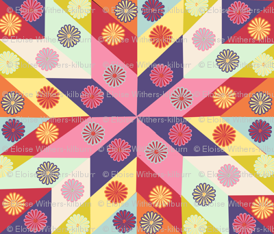 Floral Spring Cheat Panel