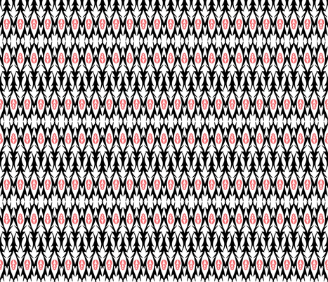 wrought iron fabric by skellychic on Spoonflower - custom fabric