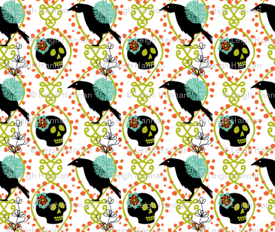 crows & skulls
