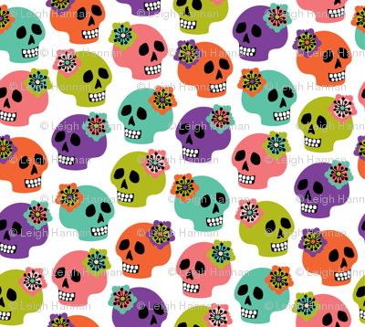 victorian skulls 3