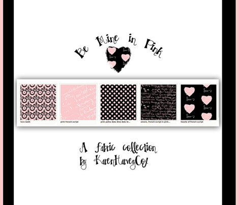 Pink polka dots Dino Dots blue and white-ch-ch