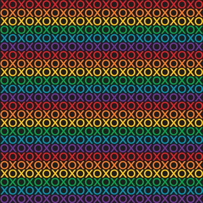 XOXO : rainbow 2 : small