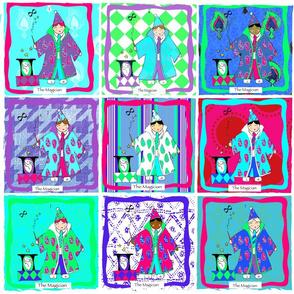 The Magician Tarot Card - Magic Show