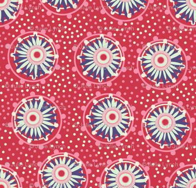warm paper daisies