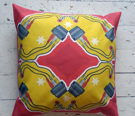 geek pillow #2