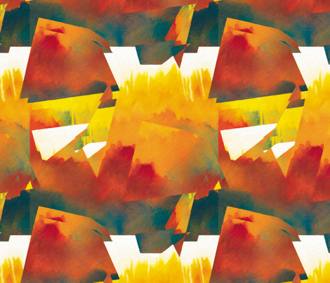 Abstract Scenery 11 fabric by animotaxis on Spoonflower - custom fabric