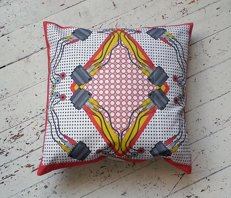 geek pillow#1