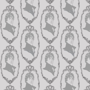 Sherlock Ornate Gray