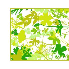 Mint Green Tea Towel
