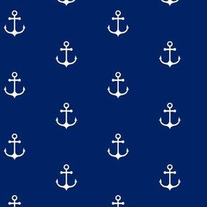 Anchor Cobalt Blue