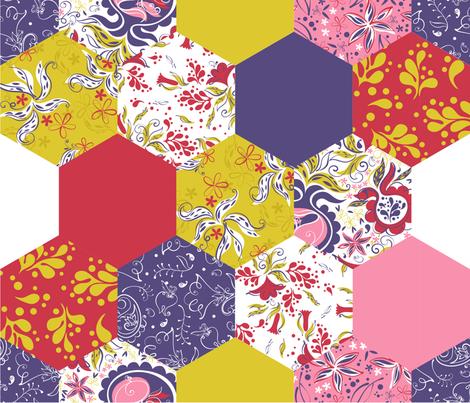 SpringForward fabric by andi_butler on Spoonflower - custom fabric