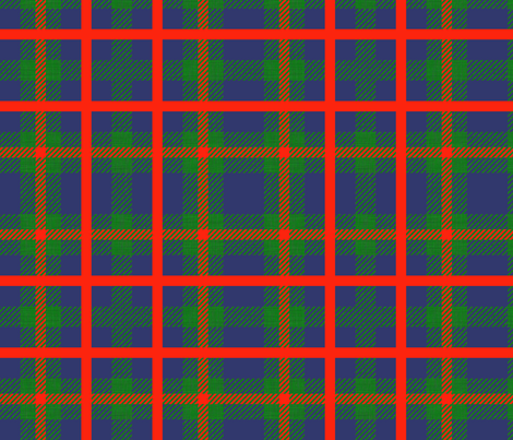 emerald_plaid fabric by holli_zollinger on Spoonflower - custom fabric