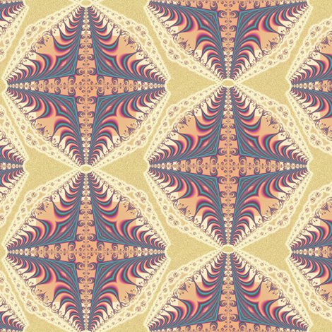 Pandora's Box fabric by eclectic_house on Spoonflower - custom fabric