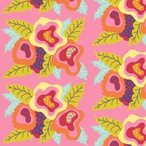 Wild Flora Pinks