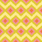 Rspring_friends_yellow_pink_orange_ikat_shop_thumb