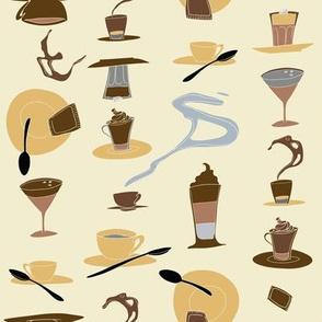 Il Gusto del caffè - Cappuccino a colazione - 01