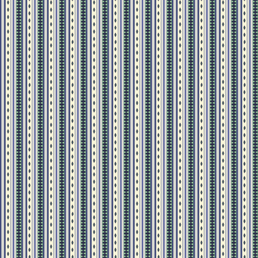 Vintage stripes fabric by redbicycle on Spoonflower - custom fabric