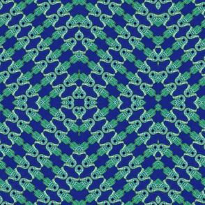 Green Hamsa