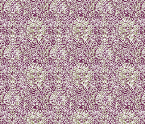 Orchid scrumble lace fabric by wren_leyland on Spoonflower - custom fabric