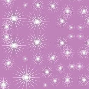 Starburst-Radiant Orchid