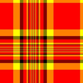 Germany Fall Tartan