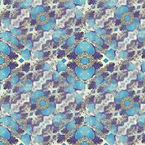 wave motif
