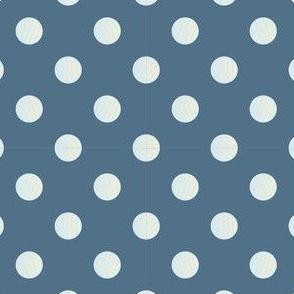field dots (snowflake)