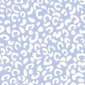 Cheetah Baby Blue