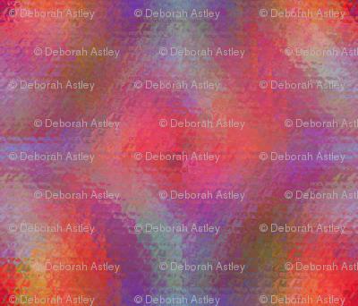 Circular Rainbows Diffused