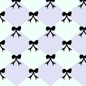 Harlequin And Bows