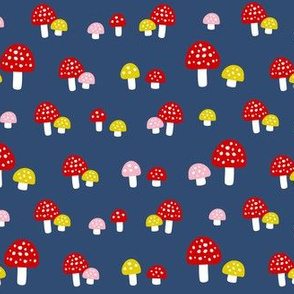 Tiny Toadstools