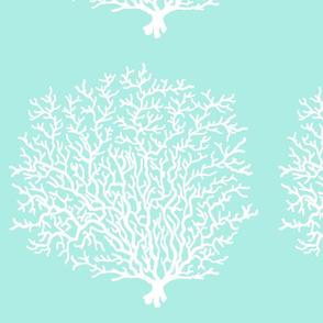 Coral Reef Blue