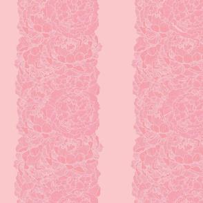peonies_romantic pink columns