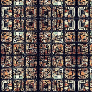 Madrid Urban Fabric