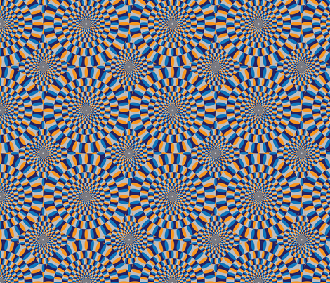 The_Illusion_of_Motion fabric by relk on Spoonflower - custom fabric