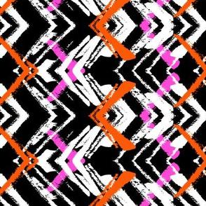 Modern geometric print