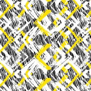 Grunge modern geometry