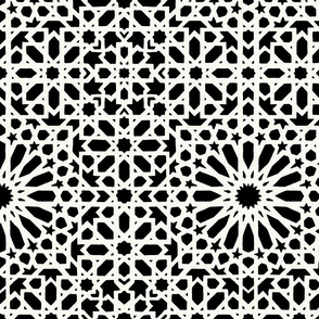 Marrakesch black & white