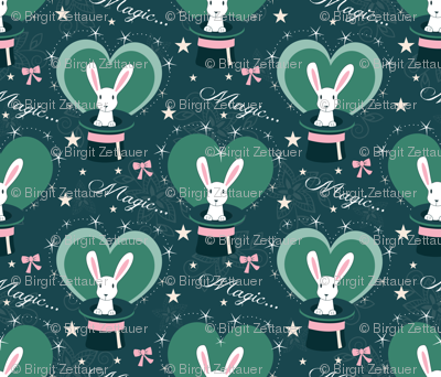 magic benny bunny
