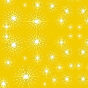 Starburst- gold