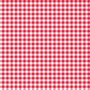 Picnic Tablecloth- Faux Woven Gingham